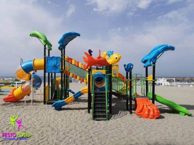 Playground uso Esterno MAre FEPE 16064 8