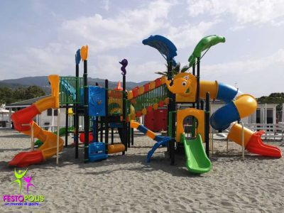 Playground uso Esterno MAre FEPE 16064 9