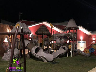 Playground Uso Esterno Capanna -5- FEPE 17024 A