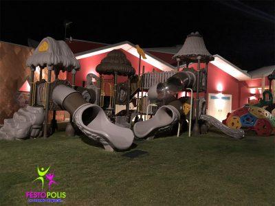 Playground Uso Esterno Capanna -6- FEPE 17024 A