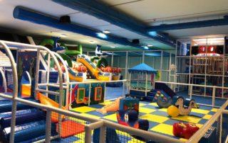 Interno Struttura Festopolis Blu Park Salerno