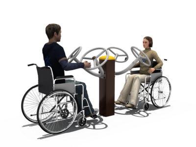 Gioco per disabili Festopolis FEGE 1504