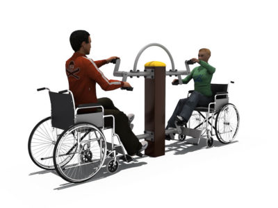 Gioco per disabili Festopolis FEGE 1509