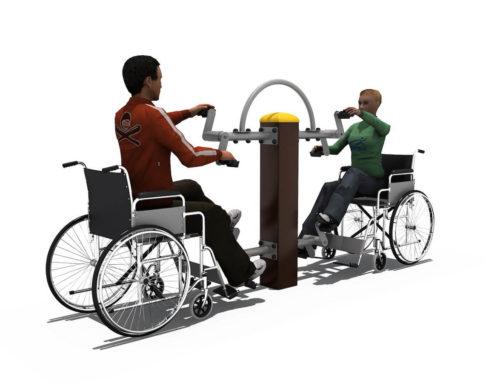Attrezzatura Sportiva Per Disabili – FEGE 1509