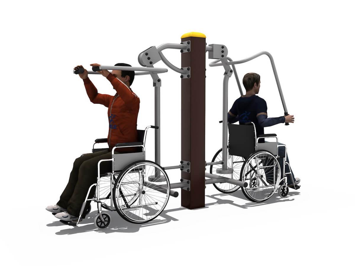 Gioco per disabili Festopolis FEGE 1512