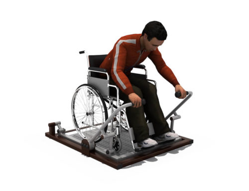 Attrezzatura Sportiva Per Disabili – FEGE-1516