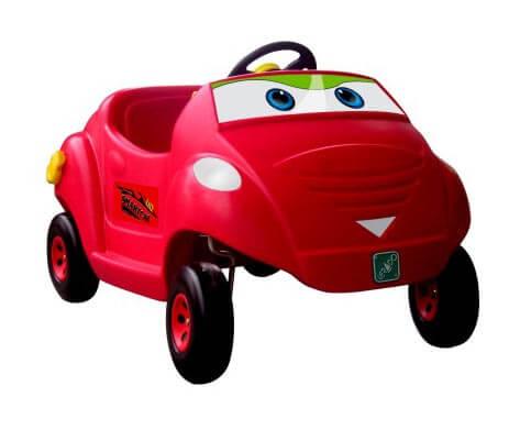 Gioco in plastica Auto McQueen Festopolis FEGP 021