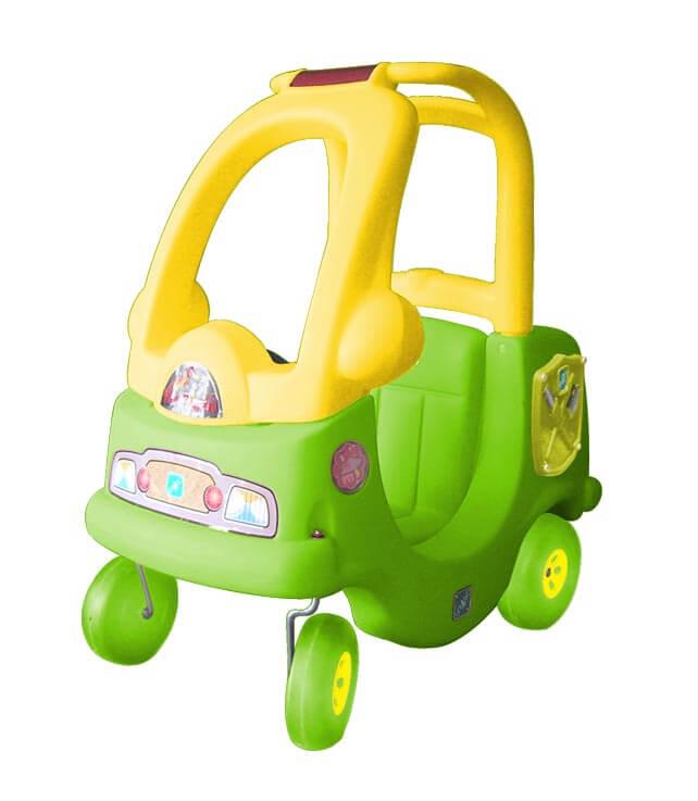 Gioco in plastica macchina green Festopolis FEGP 023