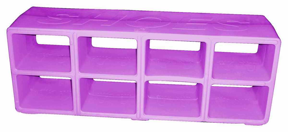 Gioco in plastica scarpiera 8 posti Festopolis FEGP 046 - 2