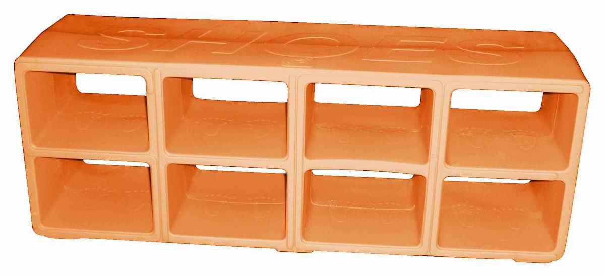 Gioco in plastica scarpiera 8 posti Festopolis FEGP 046 - 3