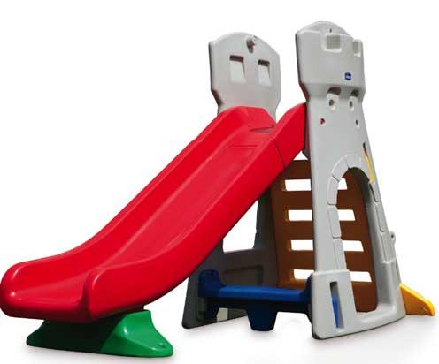Gioco in plastica scivolo castello Festopolis FEGP 019