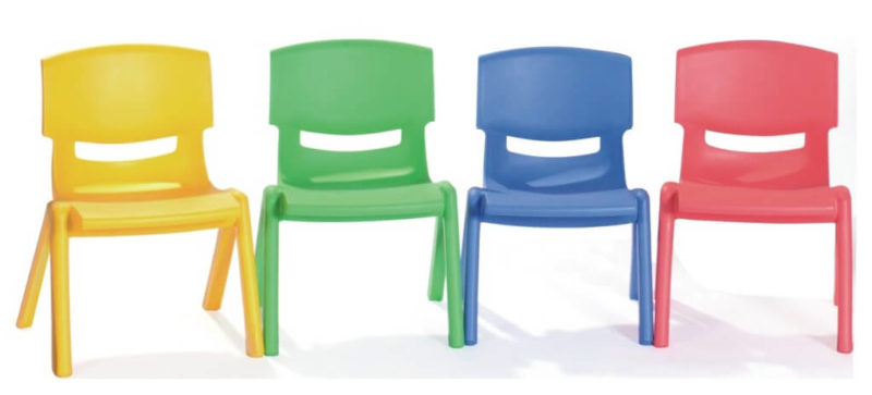 Gioco in plastica sedie in polietilene Festopolis FEGP 025