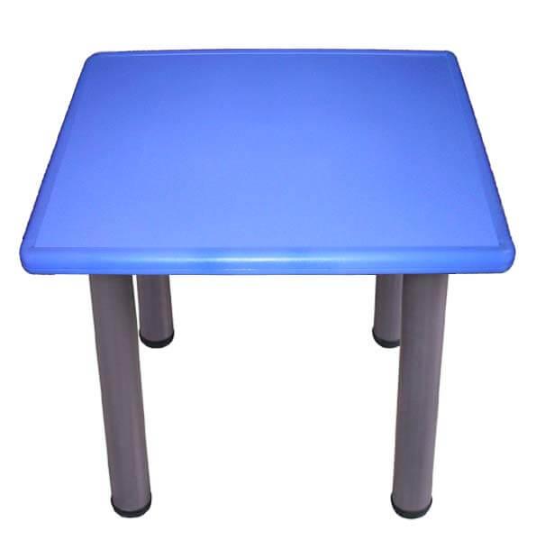 Gioco in plastica tavolino polietilene quadrato Festopolis FEGP 024