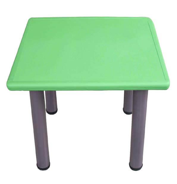 Gioco in plastica tavolino polietilene quadrato Festopolis FEGP 024 - 2