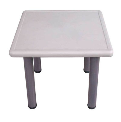 Gioco in plastica tavolino polietilene quadrato Festopolis FEGP 024 - 3