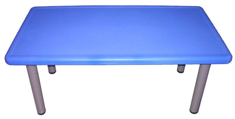 Gioco in plastica tavolino polietilene rettangolare Festopolis FEGP 024