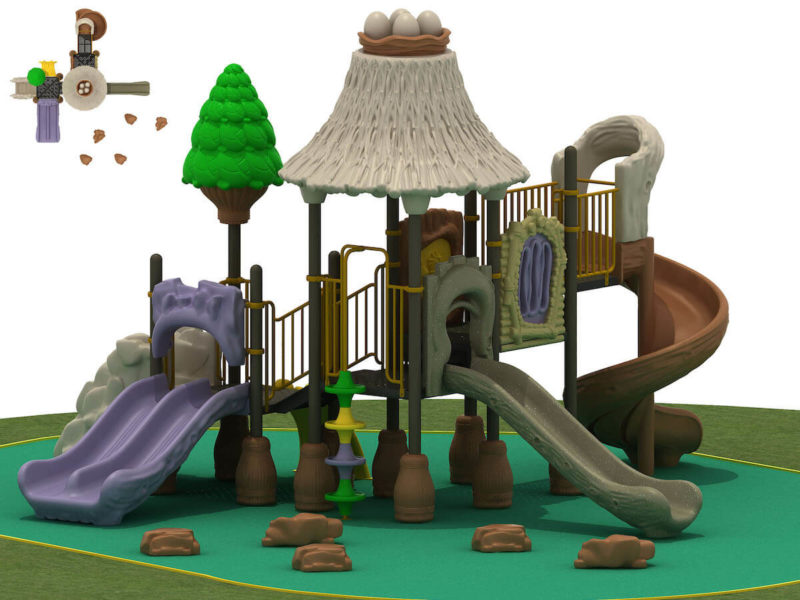 Playground Capanna Per Esterno Festopolis FEPE 17043B