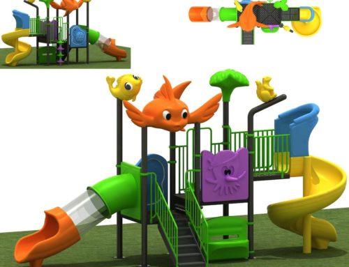 Playground Uso Esterno Mare FEPE-14601