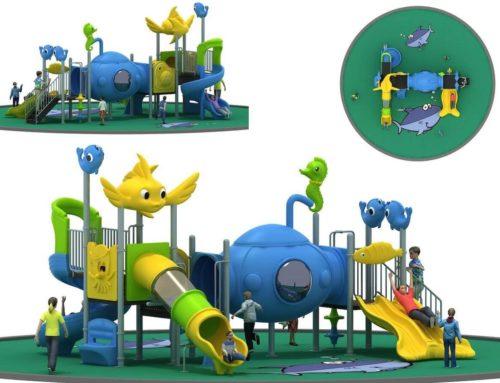 Playground Uso Esterno Mare FEPE-16058