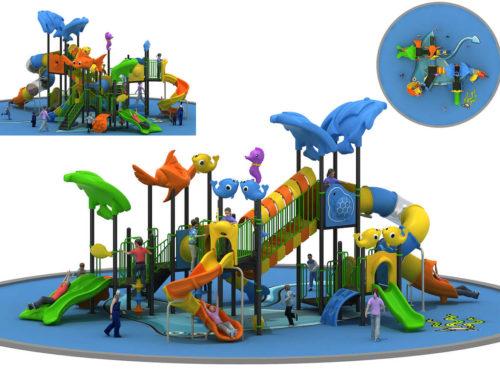 Playground Uso Esterno Mare FEPE-16064