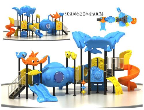 Playground Uso Esterno Mare FEPE-17088 A