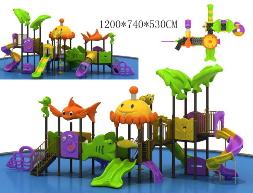 Playground Uso Esterno Mare FEPE-17090 A