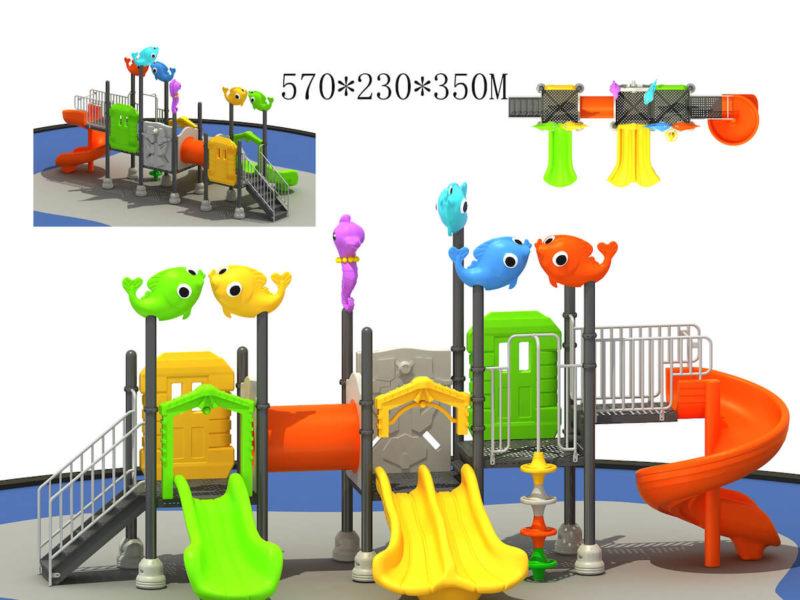 Gioco Playground Esterno Mare Festopolis FEPE 17186AM