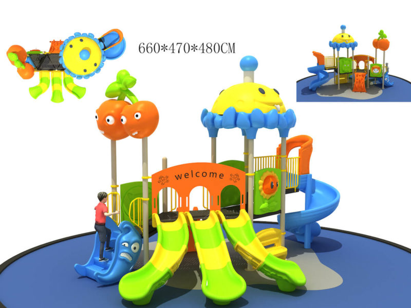 Gioco Playground Natura Festopolis FEPE 17065B