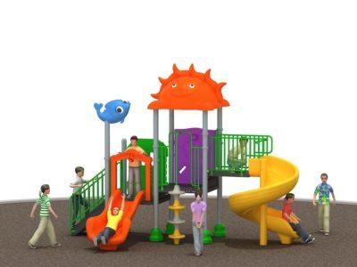 Gioco Da Esterno Playground Mare Festopolis FEPE 16212BM