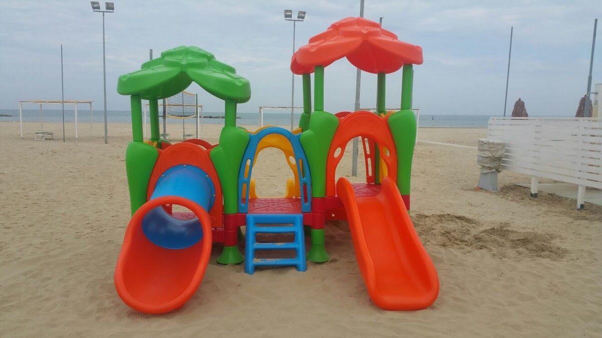 Playground Da Esterno Polielitene Festopolis FEPE 441 - 4