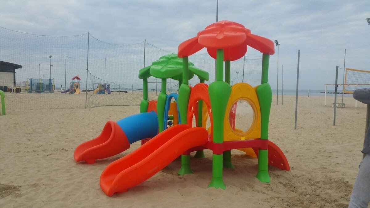 Playground Da Esterno Polielitene Festopolis FEPE 441 - 3