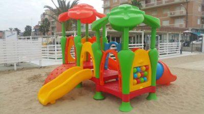 Playground Da Esterno Polielitene Festopolis FEPE 441 - 2