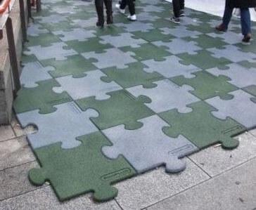 Accessori e Ricambi Mattonelle antitrauma mod puzzle Festopolis FEAC 007