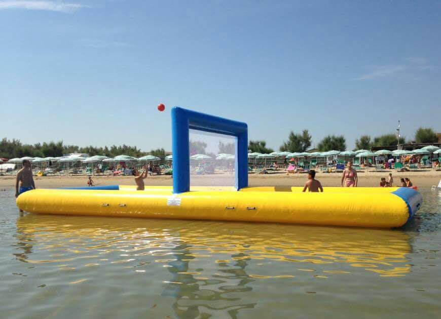 Acquatici Campo acqua volley Festopolis FEGA 019