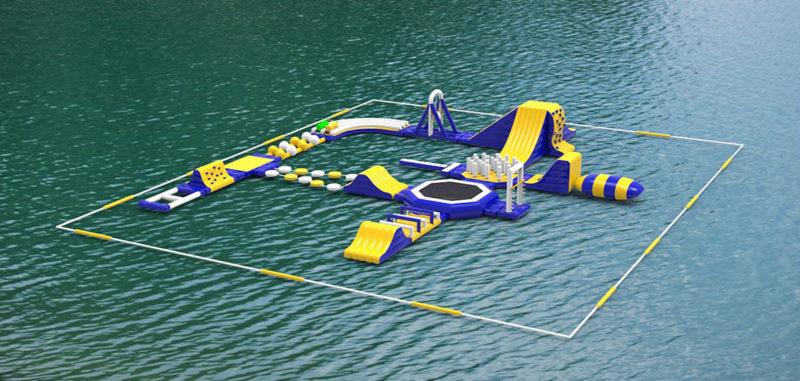 Acquatici Parco acquatico personalizzabile Festopolis