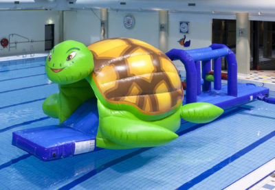 Acquatici Percorso tartaruga Festopolis FEGA 024