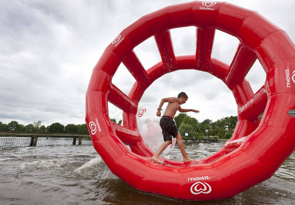 Acquatici Water wheel Festopolis FEGA 005