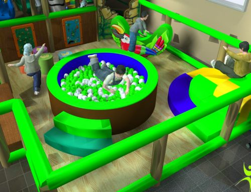 Gioco Per Interno Area Baby Bongo FEAS-025