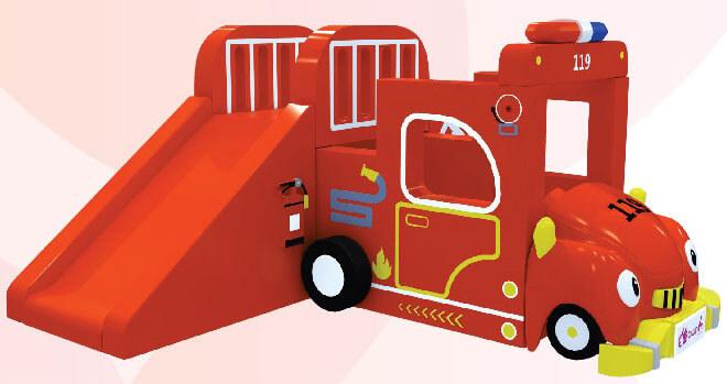 Area Soft Camion dei pompieri Festopolis FEAS-034 2