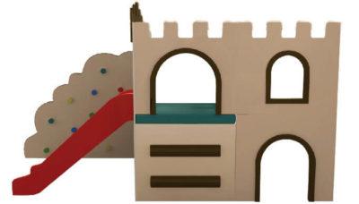 Area Soft Castello con scivolo Festopolis FEAS-035 1