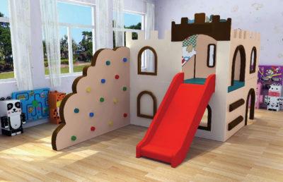 Area Soft Castello con scivolo Festopolis FEAS-035 3
