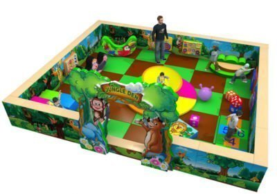 Area Soft Jungle den Festopolis FEAS-012 B