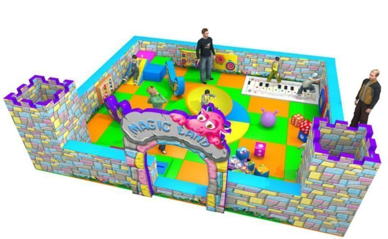 Area Soft Magic land Festopolis FEAS-011 B