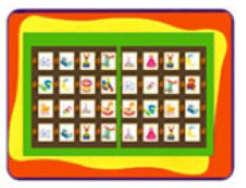 Gioco Per Interno Pannello Gioco Memoria FEAS-076