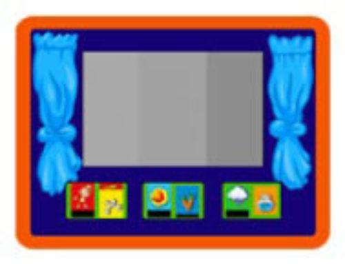 Gioco Per Interno Pannello Specchio FEAS-075