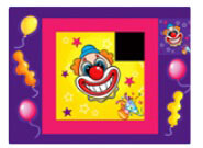 Area Soft Puzzle clown Festopolis FEAS-067