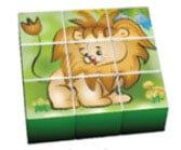 Area Soft Set 9 cubi giungla Festopolis FEAS-057