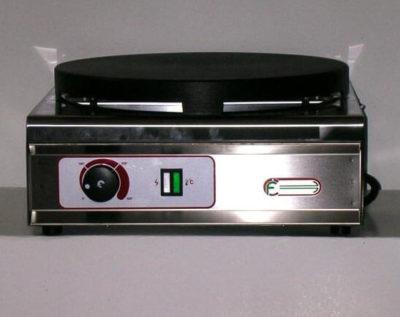 Attrezzature Dolciarie Crepiere elettrica professionale in acciaio inox Festopolis FEAD 011