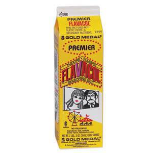 Attrezzature Dolciarie Sale speciale per pop corn Festopolis FEAD 004 D