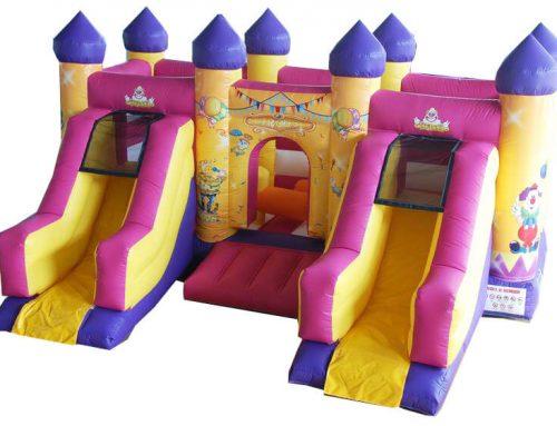 Gonfiabile Circus World FECF-007